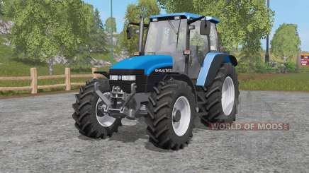 New Holland TⱮ150 for Farming Simulator 2017