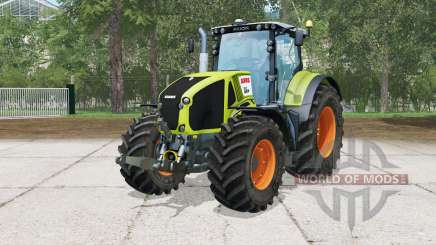 Claas Axioᵰ 950 for Farming Simulator 2015