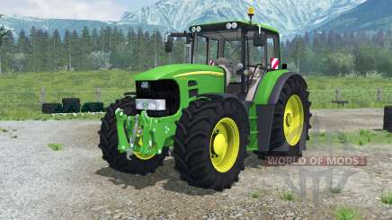 John Deere 7530 Premiuᴍ for Farming Simulator 2013