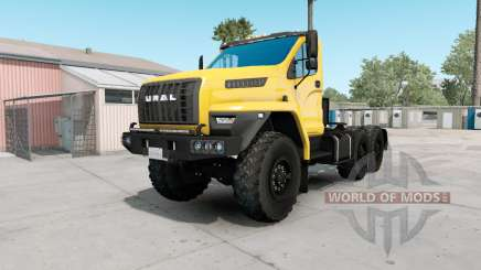 Ural-44202-5311-74E5 for American Truck Simulator