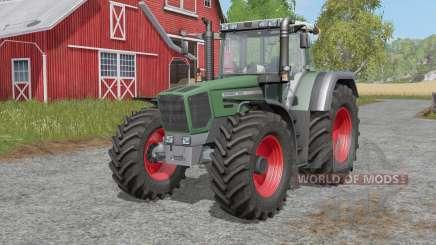 Fendt Favorit 800 Turboshifȶ for Farming Simulator 2017