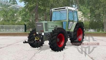 Fendt Farmer 310 LSA Turbomatiꝅ for Farming Simulator 2015