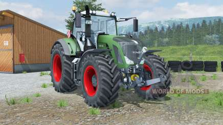 Fendt 933 Variꝍ for Farming Simulator 2013