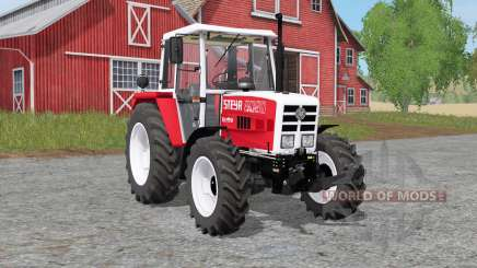 Steyr 8080A & 8090A Turbɵ for Farming Simulator 2017