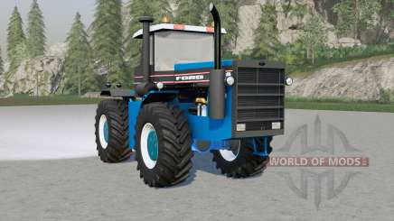 Ford Versatile 8ꜭ6 for Farming Simulator 2017