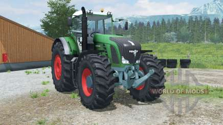 Fendt 936 Variꙩ for Farming Simulator 2013