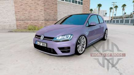 Volkswagen Golf R-Line (Typ 5G) 201ろ for American Truck Simulator