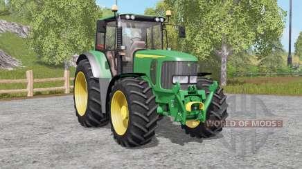 John Deere 69Ձ0S for Farming Simulator 2017