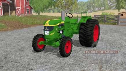 Deutz D 40Ꞩ for Farming Simulator 2017