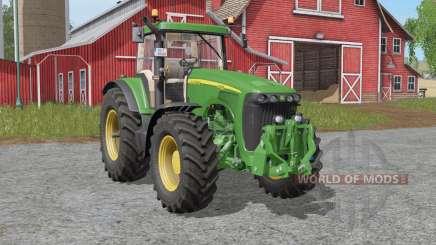 John Deere 8020-serieᵴ for Farming Simulator 2017