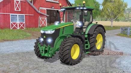 John Deere 7290R & 7310Ɍ for Farming Simulator 2017