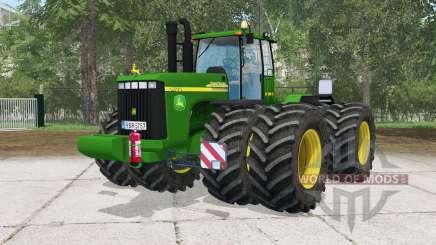 John Deere 94Ձ0 for Farming Simulator 2015
