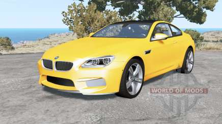 BMW M6 (F13) for BeamNG Drive