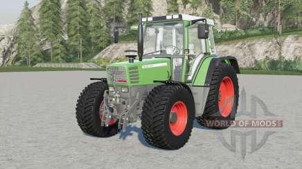 Fendt Favorit 500 C Turboshifꚍ for Farming Simulator 2017