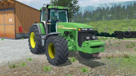 John Deere 8Ꝝ10 for Farming Simulator 2013