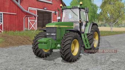 John Deere 7010-serie for Farming Simulator 2017