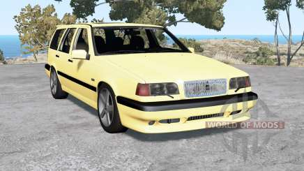 Volvo 850 T5 R Estate 1995 for BeamNG Drive