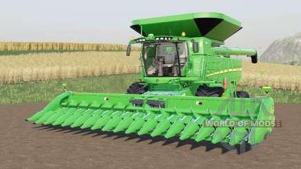 John Deere S550〡S650〡S660〡S670〡S680〡S690 U.S. for Farming Simulator 2017