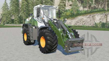 Claas Torion 191ꜭ for Farming Simulator 2017