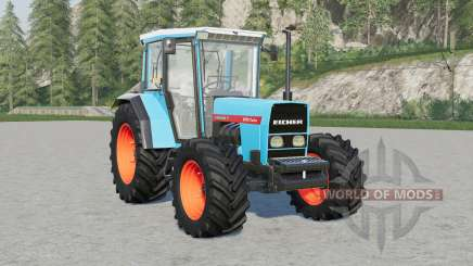 Eicher 2070 Turbo v4.0 for Farming Simulator 2017