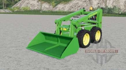 John Deere 90 no roll-cage for Farming Simulator 2017
