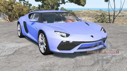 Lamborghini Asterion LPI 910-4 2014 for BeamNG Drive