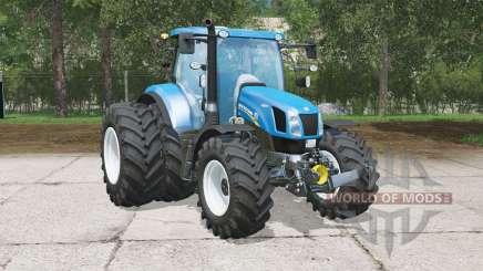 New Holland Ŧ6.175 for Farming Simulator 2015