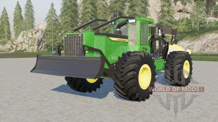 John Deere 948L-II for Farming Simulator 2017