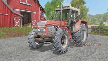 Zetor 16145 Turbꚛ for Farming Simulator 2017