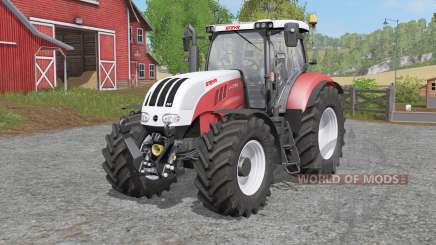 Steyr 6000 CVҬ for Farming Simulator 2017