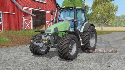 Deutz-Fahr Agrotron 120 MKろ for Farming Simulator 2017
