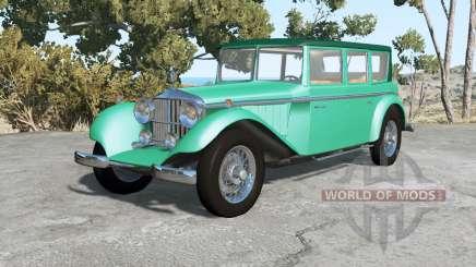 Auriga Heron 1927 v2.0 for BeamNG Drive