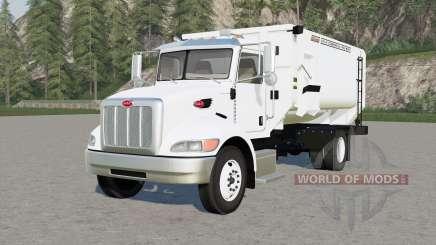 Peterbilt 337 Feed Truck for Farming Simulator 2017