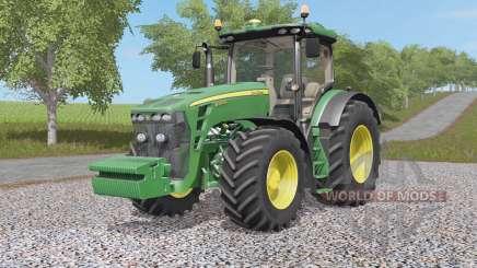 John Deere 8320R & 8370Ꞧ for Farming Simulator 2017