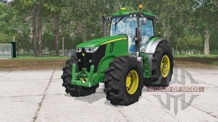 John Deere 7200Ɽ for Farming Simulator 2015