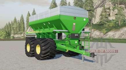 John Deere DN345 & New Leader NL345G4 Edge for Farming Simulator 2017