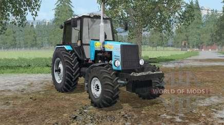 MTK-1221 Belaruꞓ for Farming Simulator 2015