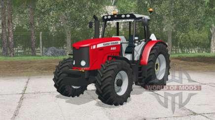 Massey Ferguson 6485 Dyna-6 for Farming Simulator 2015