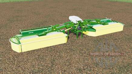 Pottinger NovaCat X8 ED v1.1 for Farming Simulator 2017