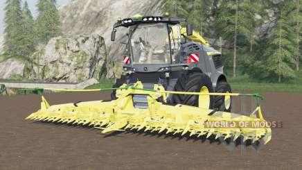 John Deere 9000i-serieʂ for Farming Simulator 2017