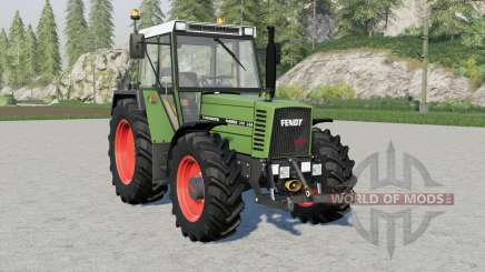 Fendt Farmer 310 & 312 LSA Turbomatik for Farming Simulator 2017