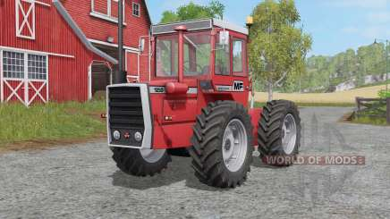 Massey Ferguson 12ⴝ0 for Farming Simulator 2017