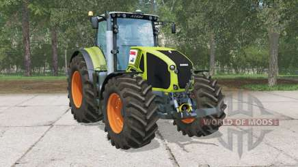 Claas Axioɲ 950 for Farming Simulator 2015