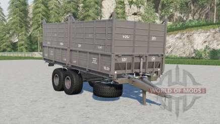 PTS-9 for Farming Simulator 2017