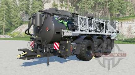 Samson PGII Raptor Carboᵰ for Farming Simulator 2017