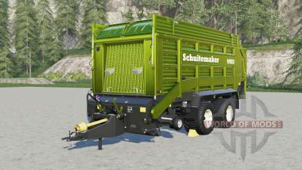 Schuitemaker Rapide ⴝ80V for Farming Simulator 2017