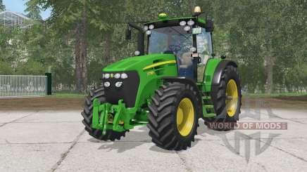 John Deere 77ろ0 for Farming Simulator 2015