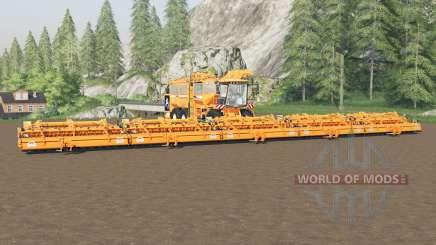 Holmer Terra Dos TꜬ-40 for Farming Simulator 2017