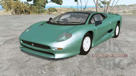 Jaguar XJ220 1994 for BeamNG Drive