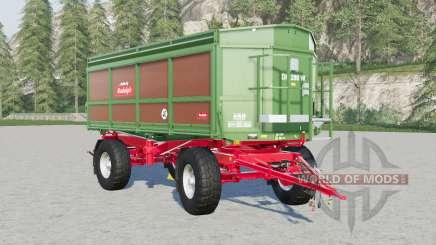 Rudolph DK 280 W v1.0.0.1 for Farming Simulator 2017